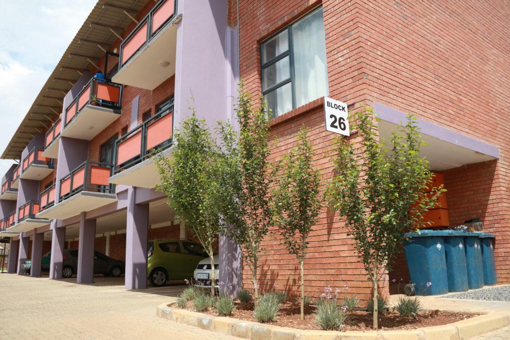 Potchefstroom Student Apartments