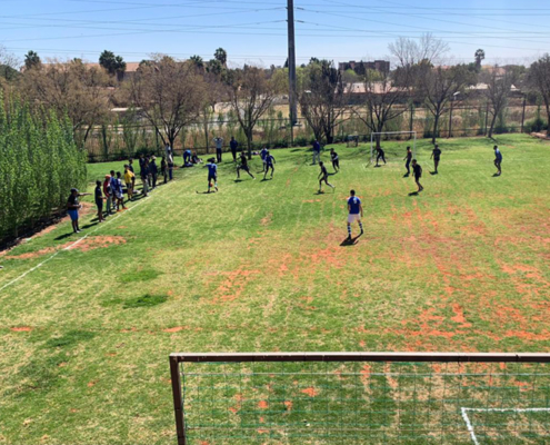 Student Outdoor & Soccer Field